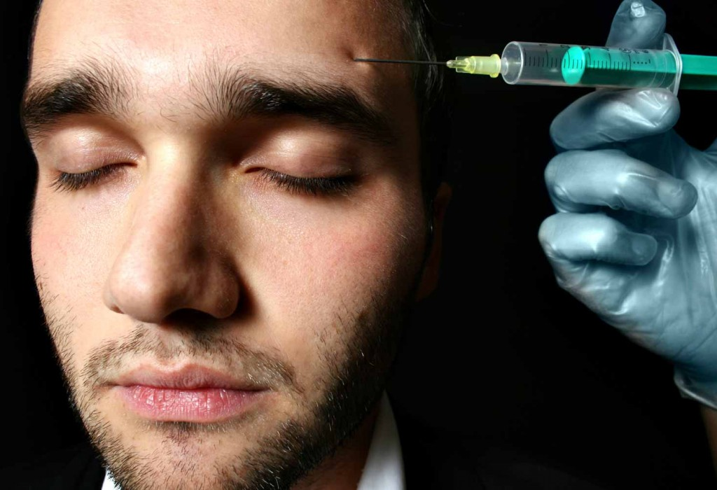 Botulin toxin for men at Toulouse