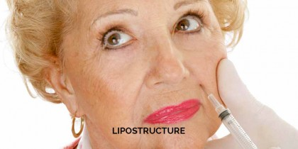 LIPOSTRUCTURE OR MICROLIPOSTRUCTURE OR FAT REINJECTION